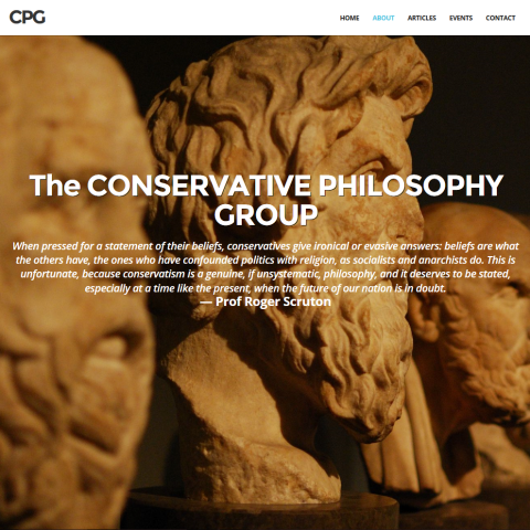 CPG website